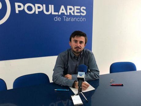Pérez Osma pide a la Diputación que explique por qué no se ha firmado aún el convenio de bomberos con el Ayuntamiento de Cuenca