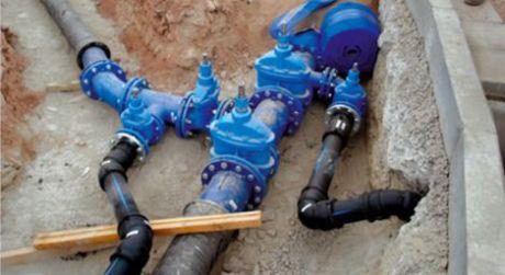 La Diputación y los ayuntamientos invertirán 856.000 euros en mejorar la calidad del agua de consumo humano
