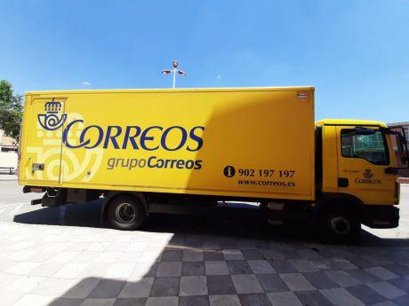 CCOO teme la supresión de cuatro trabajadores de Correos en la capital