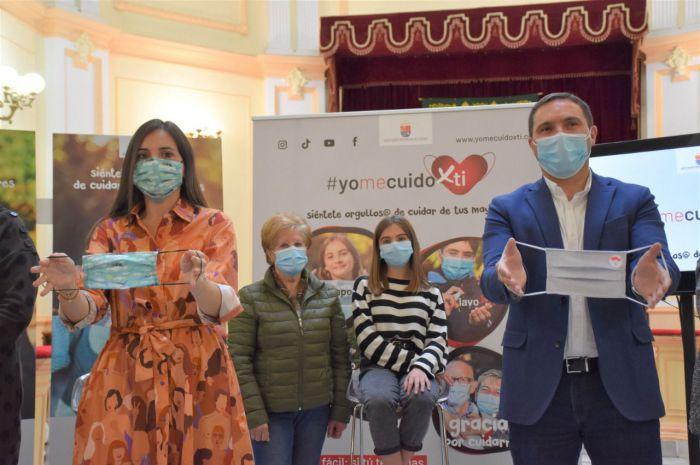Se pone en marcha una campaña encabezada por la Boticaria García y la Diputación para concienciar a los jóvenes ante el Covid-19
