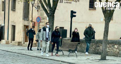 Los contagios vuelven a subir hasta los 130 en una jornada en la que se registran 2 fallecidos en Cuenca
