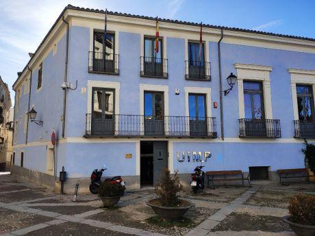 Sede de la Universidad Internacional Menéndez Pelayo en Cuenca