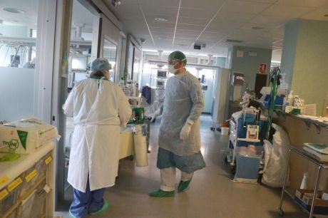 Continúa la reducción de hospitalizados por COVID-19 en Castilla-La Mancha