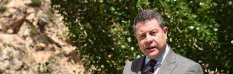 García-Page suspende su agenda por problemas de salud