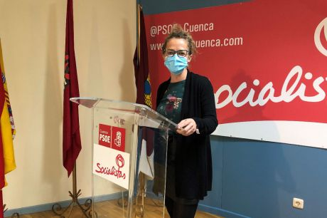 """Canales: """"Los líderes del PP siguen añorando que Cuenca se convierta en el basurero de toda España y el PSOE está en contra"""""""