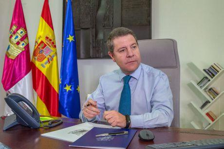 Emiliano García-Page se recupera y se prevé que recupere su agenda este miércoles