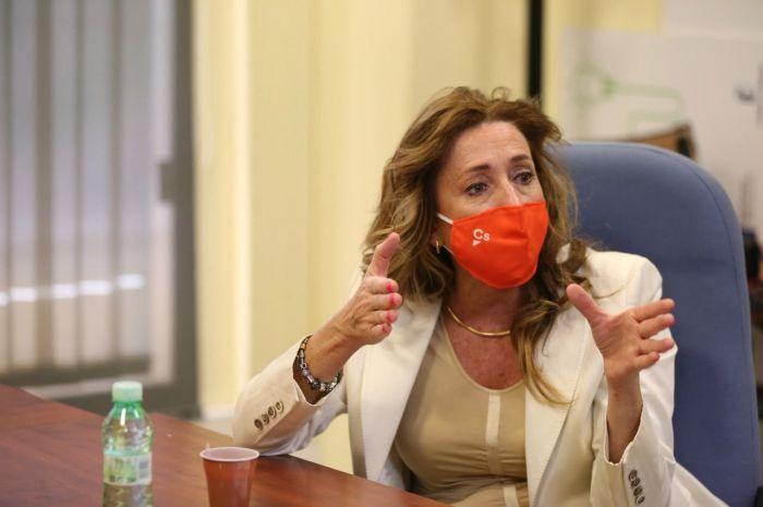 Cristina Fuentes, coordinadora de Cs Cuenca