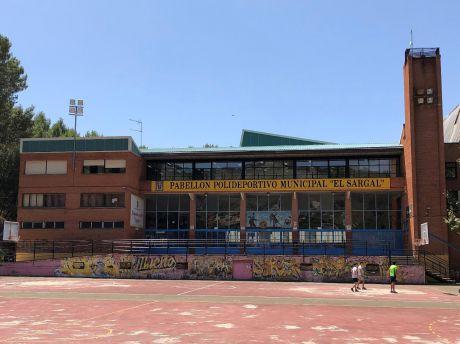 """Pabellón municipal """"El Sargal"""""""