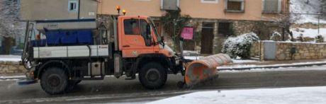El Ayuntamiento activa el PEMUVI en fase de prealerta ante la predicción de posibles nevadas desde esta noche