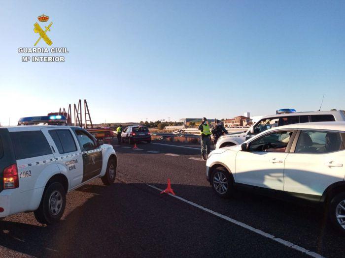 Castilla-La Mancha baraja abrir el cierre perimetral solo los días 24, 25, 31 y 1