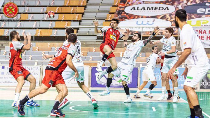 Derrota del Incarlopsa Cuenca en su visita a Huesca (32-30)