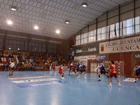 El apagón del Incarlopsa Cuenca en la recta final del encuentro, le pasa factura (24-24)
