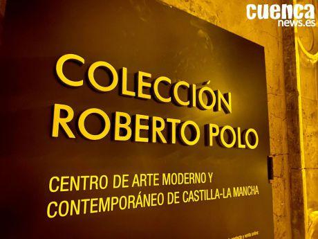 """García-Page inaugura mañana la Colección """"Roberto Polo"""" en el Centro de Arte Moderno y Contemporáneo de la capital"""