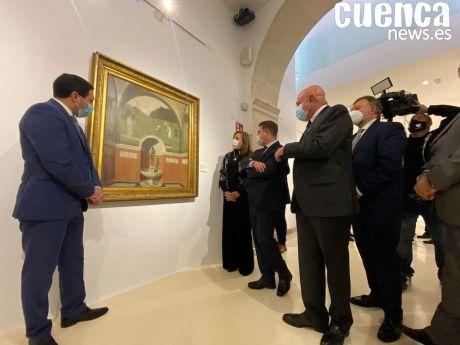 """El """"Centro de Arte Moderno y Contemporáneo: Colección Roberto Polo"""" llega a Cuenca con 107 obras de 60 artistas internacionales"""