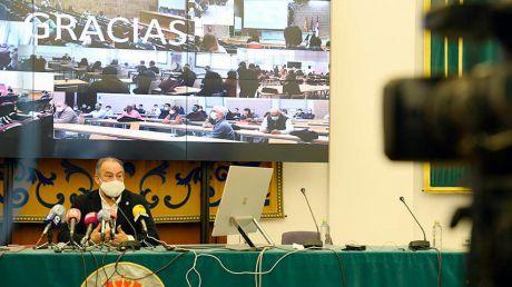 Ocho hombres y siete mujeres conforman equipo gestor del nuevo rector de UCLM