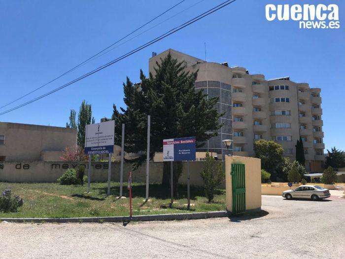 La vacunación contra la Covid comienza en Cuenca en la residencia Las Hoces
