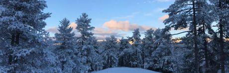 Se activa el Meteocam ante la previsión de fuertes nevadas