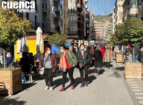 Cuenca suma 94 nuevos casos de Covid en las últimas 24 horas