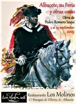 El conquense Pedro Romero Sequí mostrara su obra en Albacete