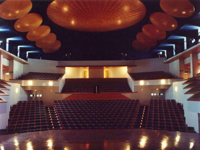 Sala 1 del Teatro Auditorio