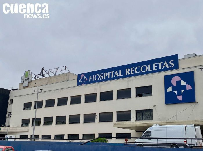 Hospital Recoletas de la capital conquense