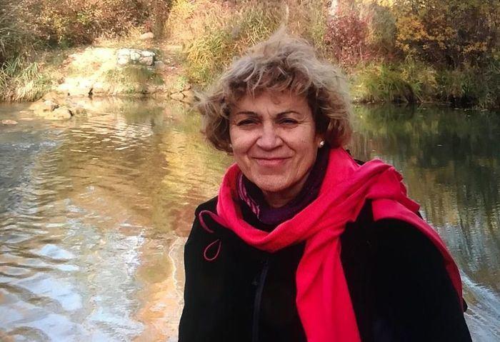 En imagen Maria Dolores Serrano Parra