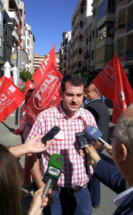 José Azcoitia no se presentará a la reelección al frente de UGT Cuenca