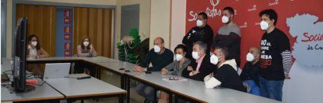 El PSOE regional traslada su apoyo a los trabajadores de Siemens Gamesa y expresa su rechazo absoluto al cierre de la fábrica