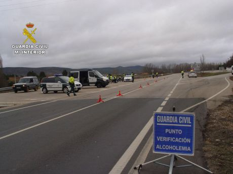 Se intensifica la vigilancia de camiones y autobuses