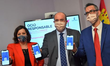 Un total de 4.000 establecimientos se han descargado la App 'Ocio Responsable' y se han expedido más de 108.000 códigos QR en apenas 24 horas
