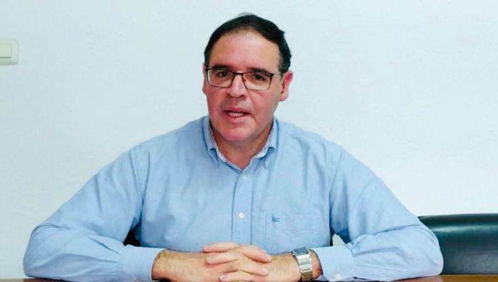 Benjamín Prieto, presidente del Partido Popular en Cuenca