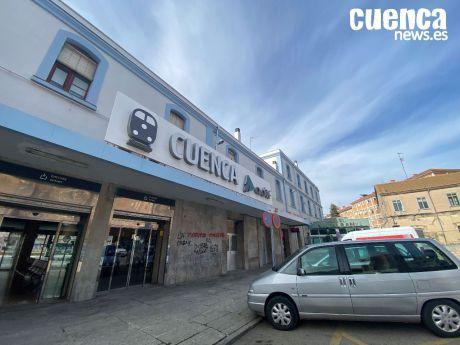 Cuenca en Marcha lamenta que el Ayuntamiento de Cuenca no se haya sumado a la plataforma 'Pueblos con el tren'