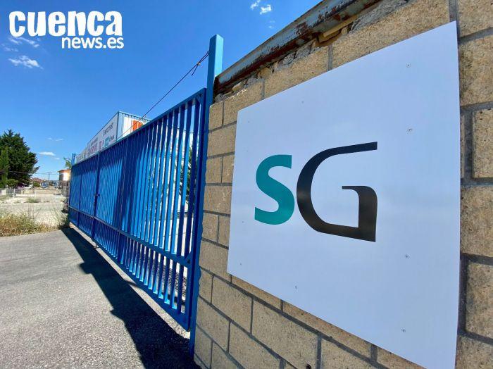 Planta de Siemens Gamesa en Cuenca