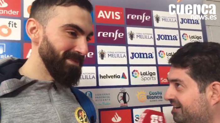 Lucas Moscariello deja el Incarlopsa Cuenca al final de campaña y se va al Montpellier