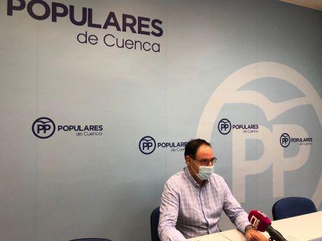 Prieto pide a los gobiernos socialistas que dejen de utilizar la pandemia como excusa para reducir servicios básicos en la provincia