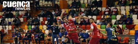 Derrota sin paliativos del Incarlopsa Cuenca ante el Ademar León (21-29)