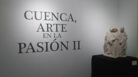 """Abierta la muestra """"Cuenca, Arte en la Pasión II"""", que recoge la visión de 18 artistas sobre la Semana Santa"""