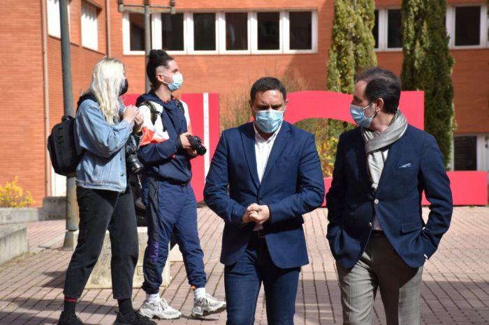 La Diputación saca una convocatoria de 50.000 euros para becar 10 proyectos de alumnos de la UCLM
