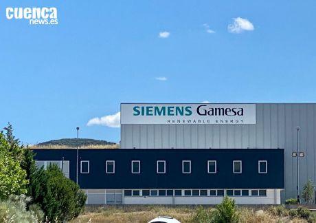 El cierre de la planta de Siemens Gamesa en Cuenca se amplía hasta final de mes