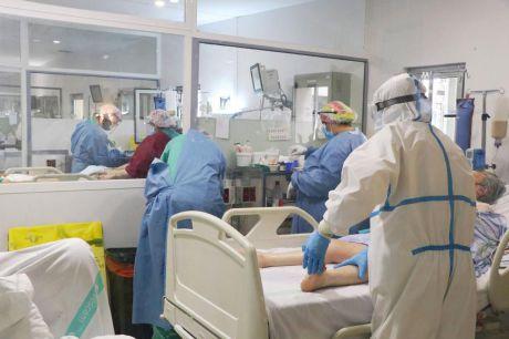 Castilla-La Mancha registra 459 nuevos casos por infección de coronavirus
