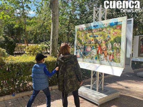 Se ofrecen visitas guiadas a la exposición 'El Prado en las calles'