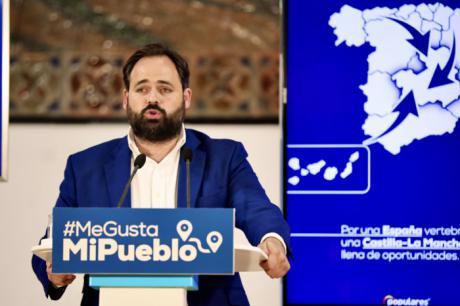 """Núñez revindica que el mundo rural no necesita """"anuncios sino realidades"""" para """"presumir"""" de nuestros pueblos y alcanzar la misma igualdad de oportunidades que el resto de territorios"""