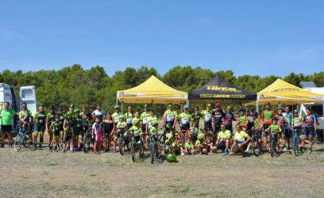 Buena acogida del ciclocrós regional a la Jornada de Tecnificación celebrada en el circuito Virgen de Riánsares de Tarancón
