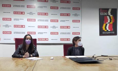 Según CCOO, la pandemia perjudica laboralmente más a mujeres que a hombres