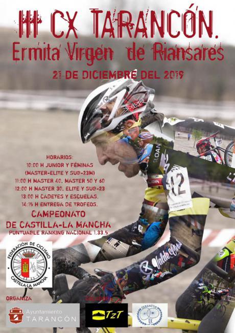 El espectacular circuito de la Ermita Virgen de Riánsares acogerá de nuevo el Campeonato de Ciclocross de Castilla-La Mancha