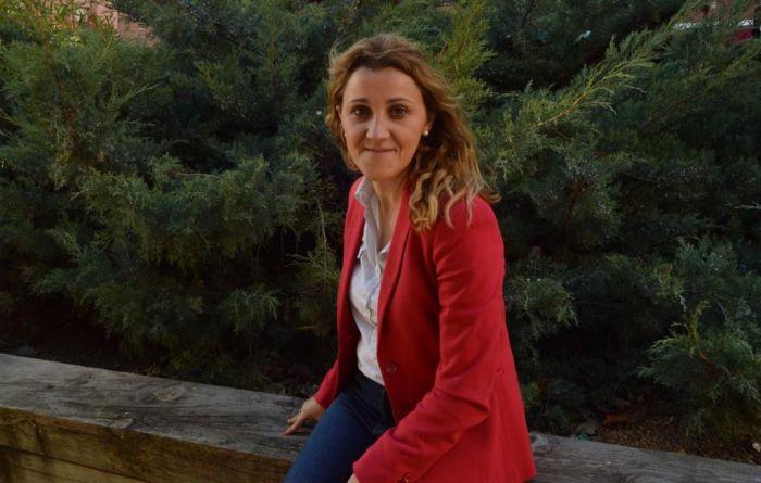 Esther Barrios, concejala de Servicios Sociales