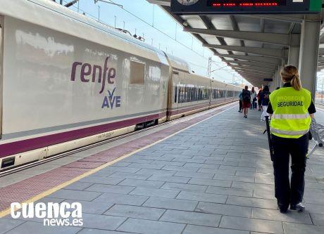 Estación del AVE Cuenca-Fernando Zóbel