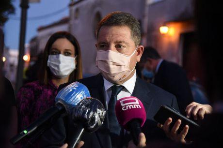 García-Page cree que los madrileños han votado