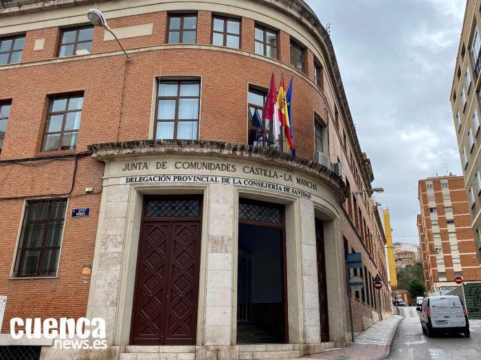 Delegación Provincial de Sanidad en Cuenca