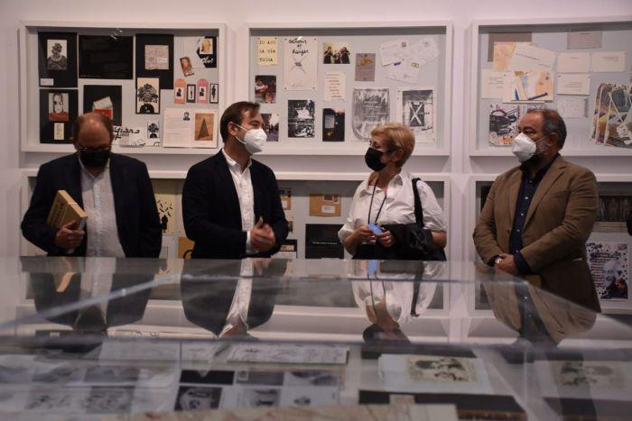 La FAP acoge junto a la sala Acua la exposición 'Agregue y Devuelva' una muestra de Mail Art